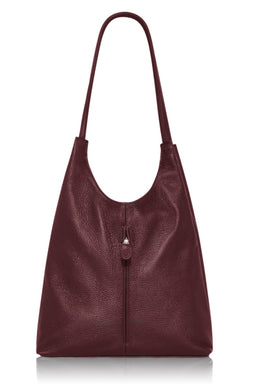 Leather shoulder bag ( 4 Colours)