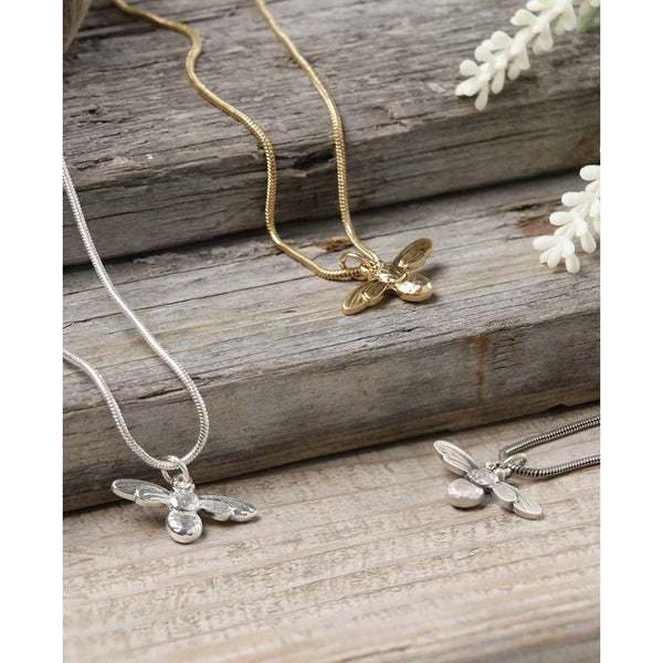 Danon Bee Charm Necklace