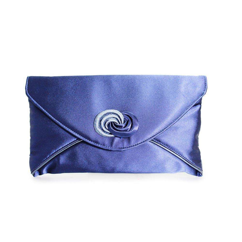 Lunar Ripley Matching Clutch Bag Navy