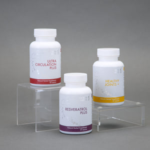 Young and Healthy Supplements Bundle