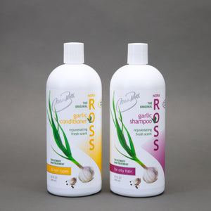 Complete Healthy Hair Supplements and Shampoo Bundle for Oily Hair
