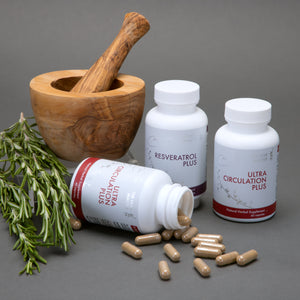 Healthy Hearts Supplements Bundle