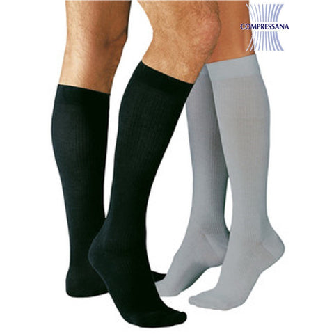 Compressana X-Static Support Below Knee Socks - Sieden