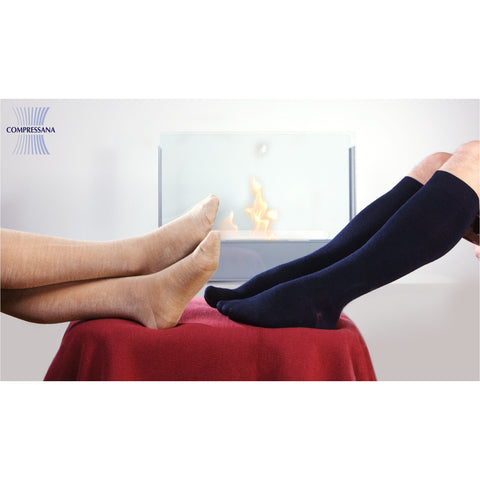 Compressana Thermo Support Below Knee Socks - Sieden