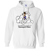 Life of a Samoyed Mom - Pullover Hoodie