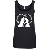 Life Without Woo - Alaskan Malamute, Siberian Husky - Ladies Tank Top
