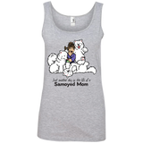 Life of a Samoyed Mom - Ladies Top