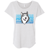 Love of a Husky Ladies Dolman