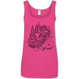 Got Snow? Ladies Tank Top - Malamute
