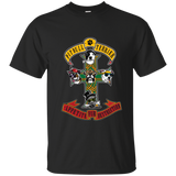 Pitbull Terrier Rock Guns N' Roses Softstyle T-Shirt
