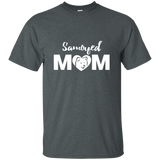Samoyed Mom - Dog T-Shirt
