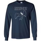 Huskies Rock Zeppelin - Siberian Husky - LS Ultra Cotton Tshirt