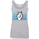 Love of a Husky Ladies Tank Top