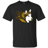 Who's your Daddy - Alaskan Malamute - Cotton T-Shirt