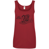 Alaskan Malamute Coolest Sled Dogs Ever - Ladies Tank Top