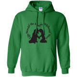 Life Would Be Empty Without Woo - Alaskan Malamute - Siberian Husky - Pullover Hoodie