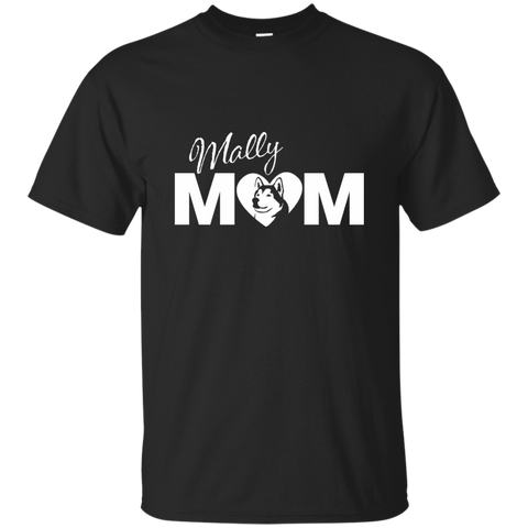 Mally Mom - Alaskan Malamute T-Shirt