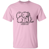 Good Friends Samoyed T-Shirt