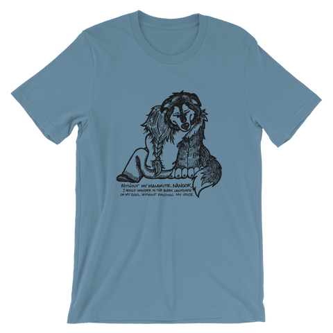 Weekly Custom Illustration on a T-Shirt! Good Friends! Your dog any Breed!