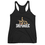 Shepoholic - German Shepherd Ladies Racerback Tanktop