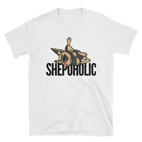 Shepoholic - German Shepherd T-Shirt