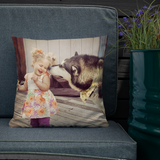 CUSTOM PHOTO ORDERS - All Dogs, Art, Shirts, Pillows, Totes or Mugs