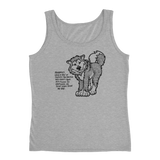 Malamutes have a way - Alaskan Malamute - Ladies Tank Top