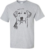Lab in Your Words - Labrador Retriever T-Shirt