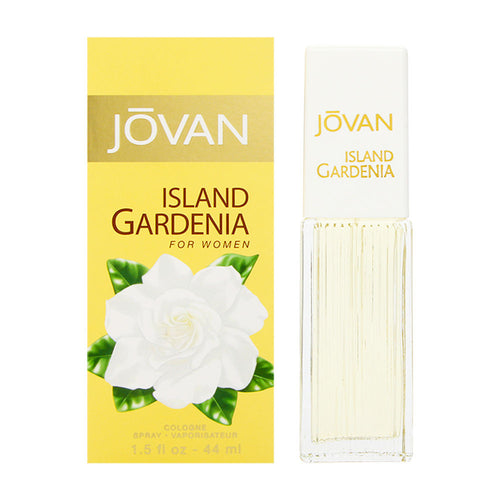 Coty Jovan Island Gardenia by Coty 1.5 oz Cologne Spray for Women