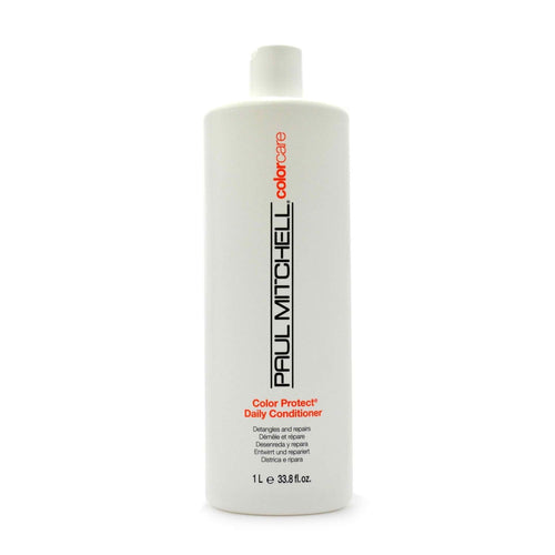 Color Protect by Paul Mitchell 33.8 oz Daily Conditioner - GetYourPerfume.com