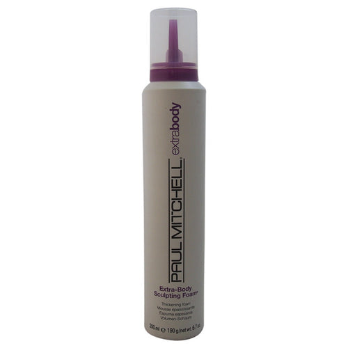 Extra Body Foam Paul Mitchell 6.7 oz for Men and Women