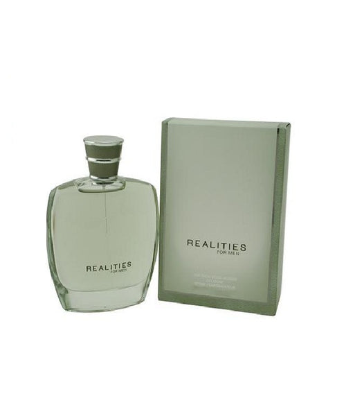 Liz Claiborne Realities by Liz Claiborne 0.18 oz Eau de Toilette Spray (Mini) for Men