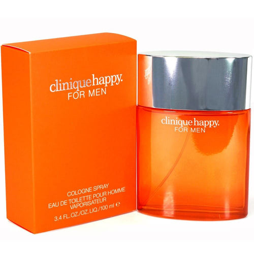 Clinique Happy FOR Men by Clinique 3.4 oz Cologne Spray for Men
