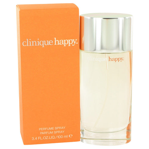 Clinique Happy by Clinique 3.4 oz Perfume Spray for Women - GetYourPerfume.com