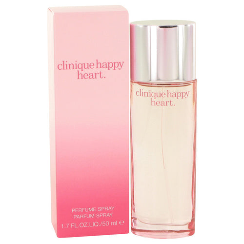Clinique Happy Heart by Clinique 1.7 oz Perfume Spray for Women - GetYourPerfume.com