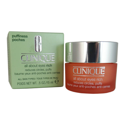 All About Eyes Rich by Clinique 0.5 oz for Unisex