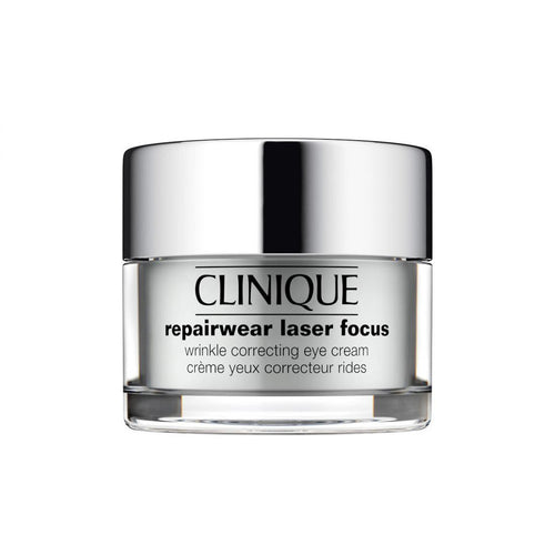 Repair Wear Laser Focus Wrinkle Correcting Eye Cream by Clinique 0.5 oz for Unisex - GetYourPerfume.com