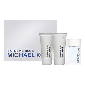 Extreme Blue by Michael Kors 3pc. Gift Set for Men