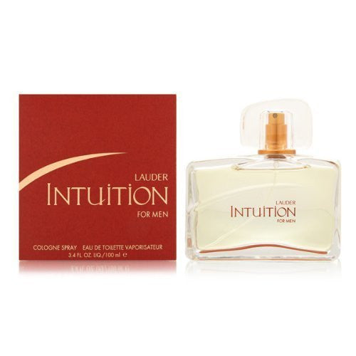 Estee Lauder Intuition by Estee Lauder 3.4 oz Cologne Spray for Men