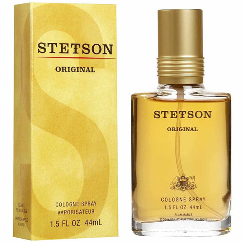 Stetson Original by Coty 1.5 oz  Cologne Spray for Men - GetYourPerfume.com