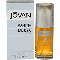 White Musk by Jovan 3 oz Cologne Spray for Men