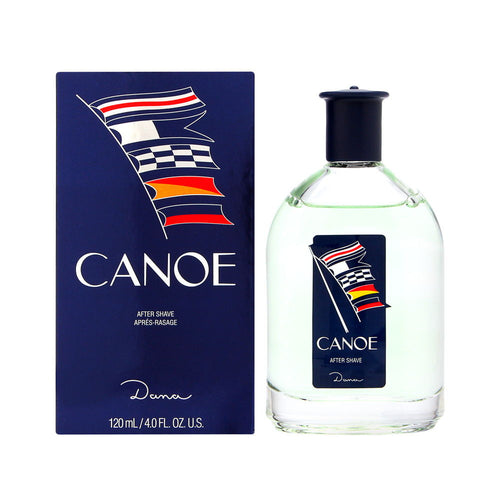Canoe by Dana 4.0 oz Aftershave Splash for Men - GetYourPerfume.com