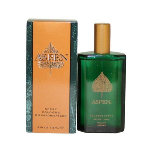Aspen by Coty 4.0 oz Cologne Spray for Men - GetYourPerfume.com