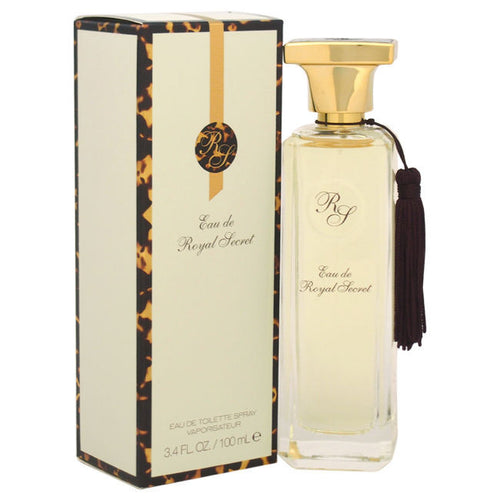 Eau De Royal Secret by Five Star Fragrance 3.4 oz EDT Spray for Women - GetYourPerfume.com