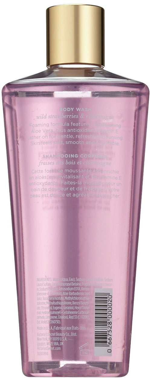 Strawberries and Shampagne by Victoria Secret 8.4 oz Body Wash for Women