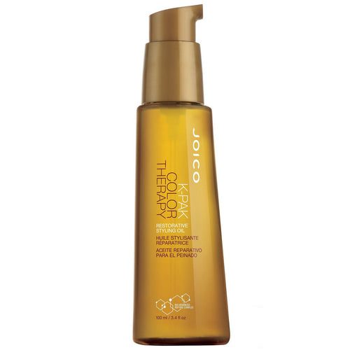 Joico K-Pak by Joico 3.4 oz Color Therapy Restorative Styling Oil