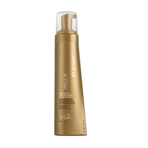 K - Pak by Joico  8.5 oz Leave- in Protectant Treatment Foam