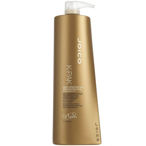 Joico K-Pak by Joico 33.8 oz Deep-Penetrating Reconstructor Cream for Unisex