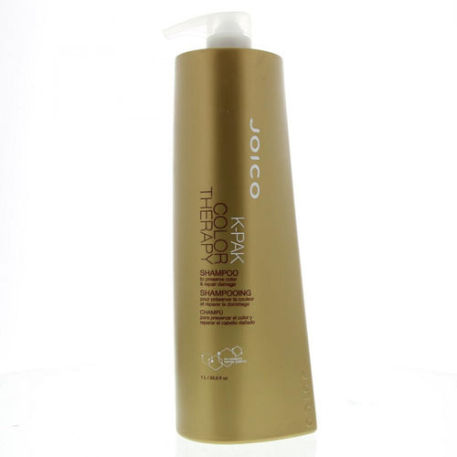 Joico K-Pak by Joico 33.8 oz Color Therapy Shampoo For Unisex