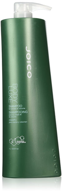 Joico Body Luxe Volumizing Shampoo 33.8 oz Unisex
